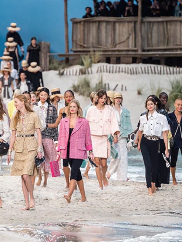 Šetnja duž obale: proleće/leto Chanel  2019