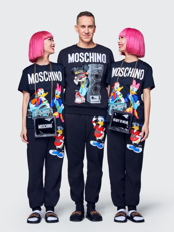 Jeremy Scott slavi prijateljstvo i različitost u MOSCHINO [TV] H&M lookbook-u