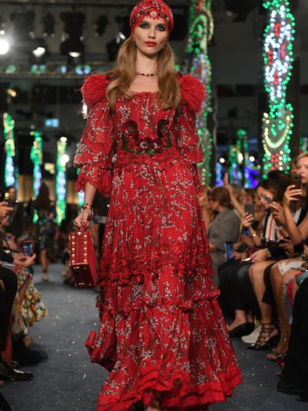 Brend Dolce & Gabbana predstavio kolekciju u Dubaiju