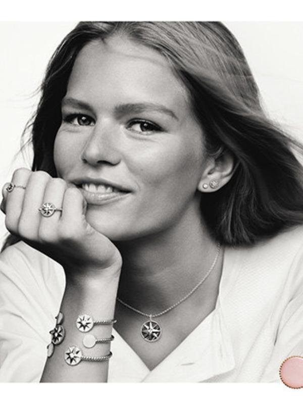 Nakit sa tajnom: Dior kolekcija Rose des Vents