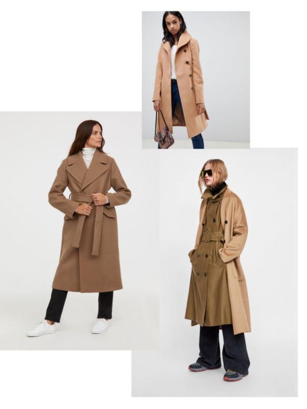 Od Max Mare do Zare: 13 kaputa u kamel boji
