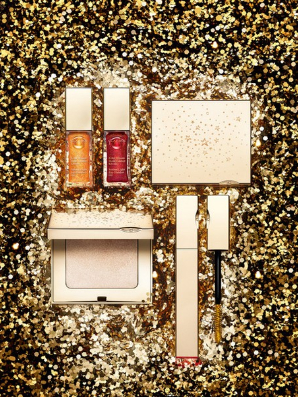 Praznična makeup kolekcija - Clarins Prête-à-Briller