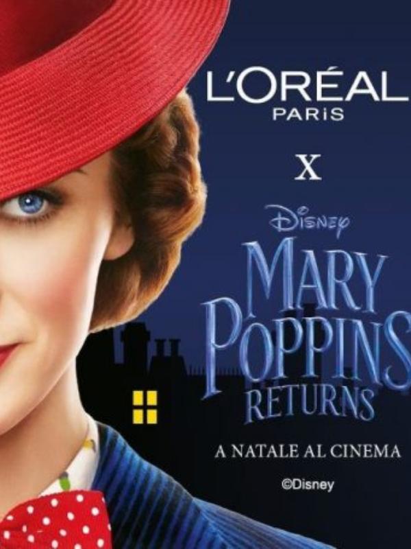 Nova kolekcija ruževa - L'Oreal Paris x Mary Poppins