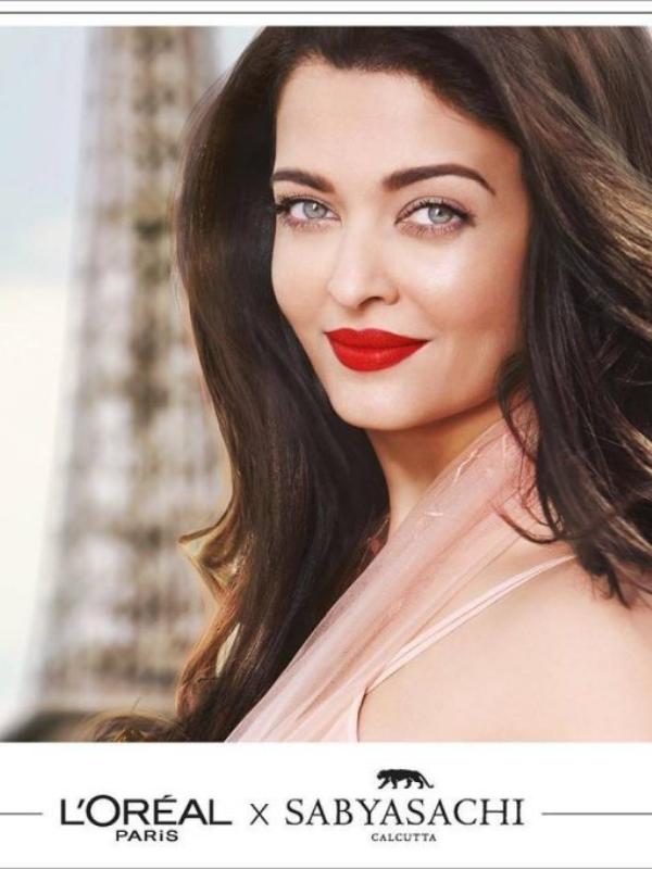 Svečana makeup kolekcija - L'Oréal Paris x Sabyasachi