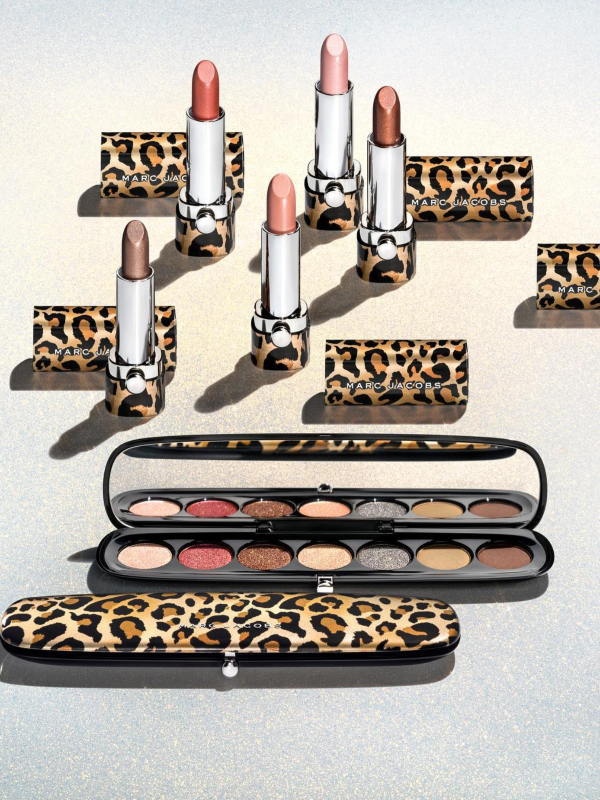 Marc Jacobs Beauty Leopard Frost kolekcija