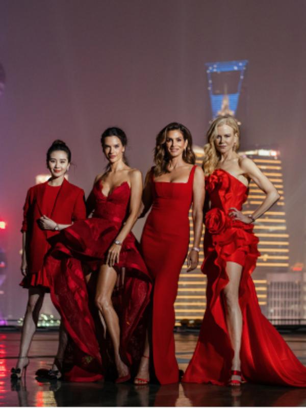 OMEGA Constellation: Nikol Kidman, Sindi Kraford i ostali ambasadori u Šangaju