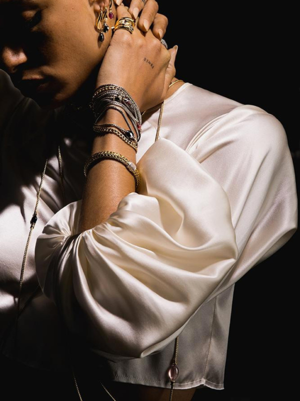 Advoa Aboa objavila kolekciju nakita u saradnji sa brendom John Hardy