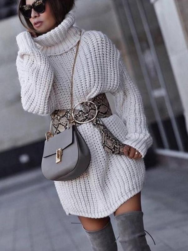 6 ideja - kako nositi bele stvari ove jeseni