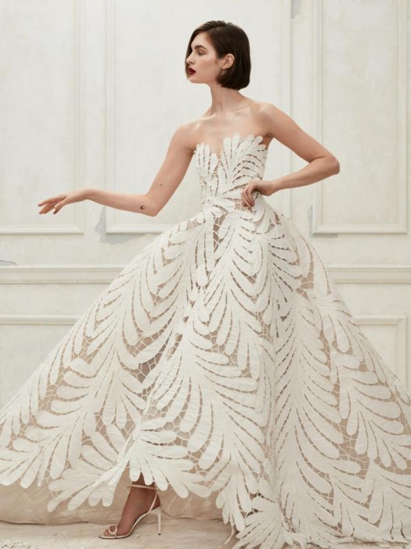 Aristokratija i minimalizam - kolekcija venčanica Oscar de la Renta