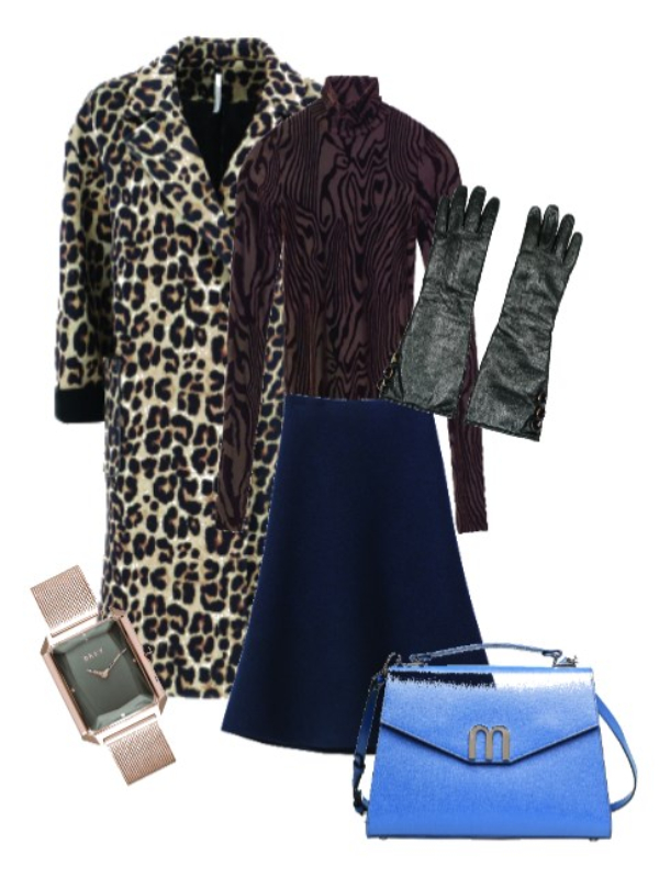 Poslovni ritam – animal print