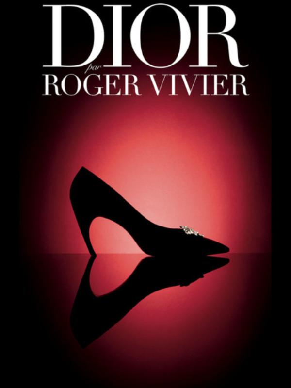Najlepše cipele Rožea Vivijea za Christian Dior u jednoj knjizi