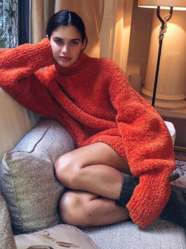 6 ideja – kako nositi XXL džempere