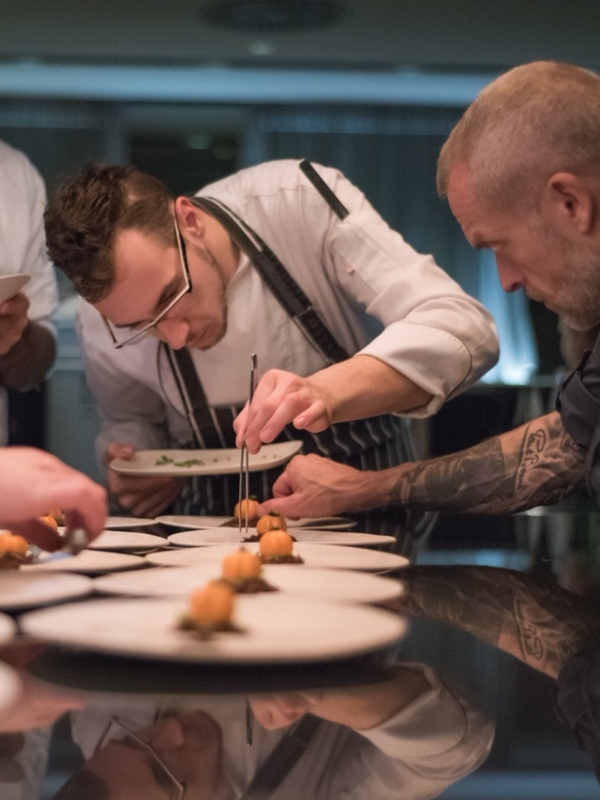 Chef's Tour – Belgrade Dinner Series