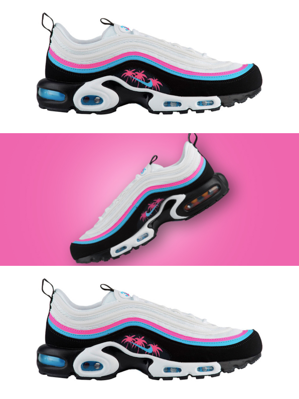 "Tropski dodir - Nike Air Max Plus 97 ""Miami Vice"""