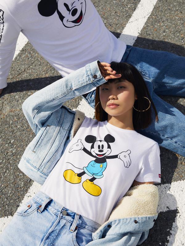 Levi's & Mickey Mouse: rođendanska kolaboracija