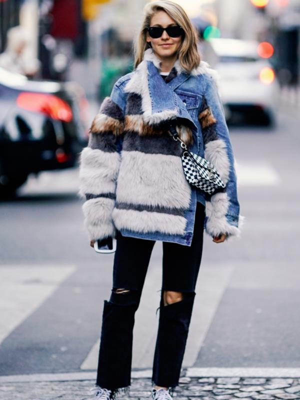Tople teksas jakne za jesen i ranu zimu