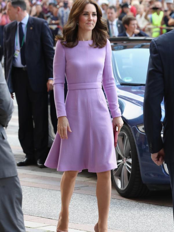 Kako izgleda omiljena haljina Kejt Midlton
