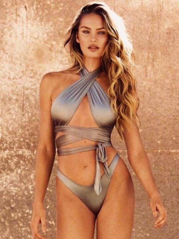 Kendis Svonepul predstavlja novu kolekciju kupaćih kostima