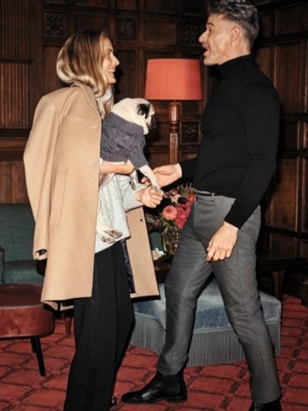 Srećni praznici: H&M brend je predstavio svečanu mini seriju