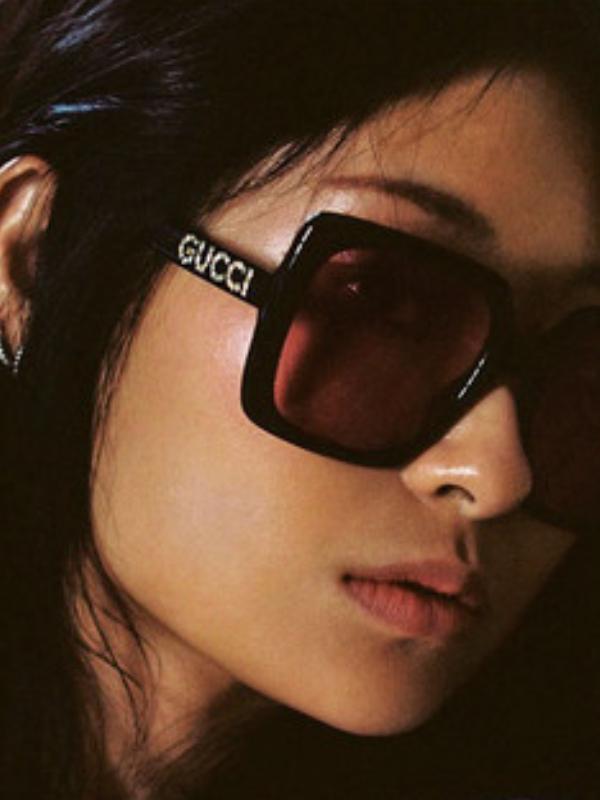Nova eyewear kampanja brenda Gucci