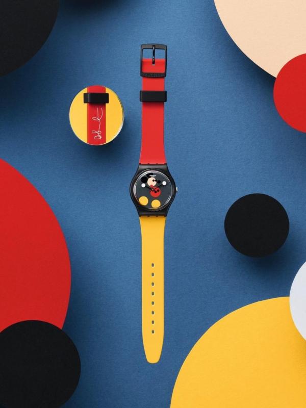 Dejmijen Herst i Swatch lansirali sat u čast godišnjice Mikija Mausa