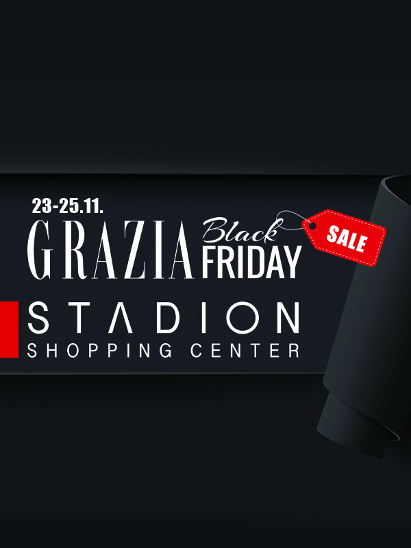 ODRŽAN JE PRVI GRAZIA BLACK FRIDAY