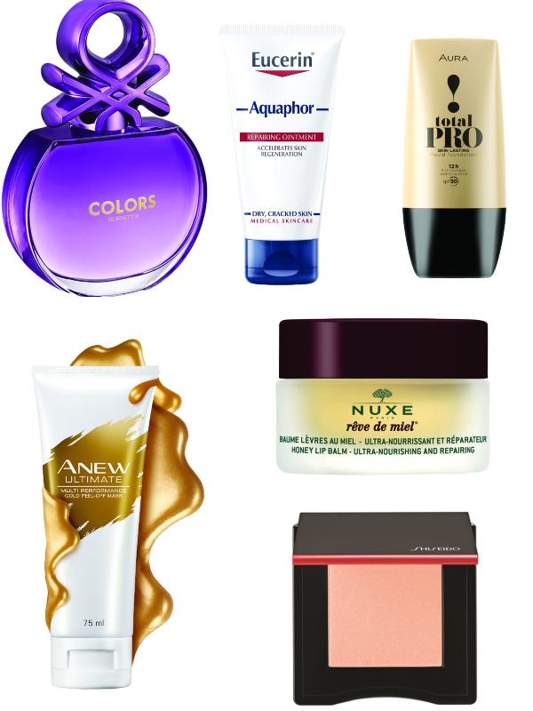 Beauty favoriti za mesec decembar