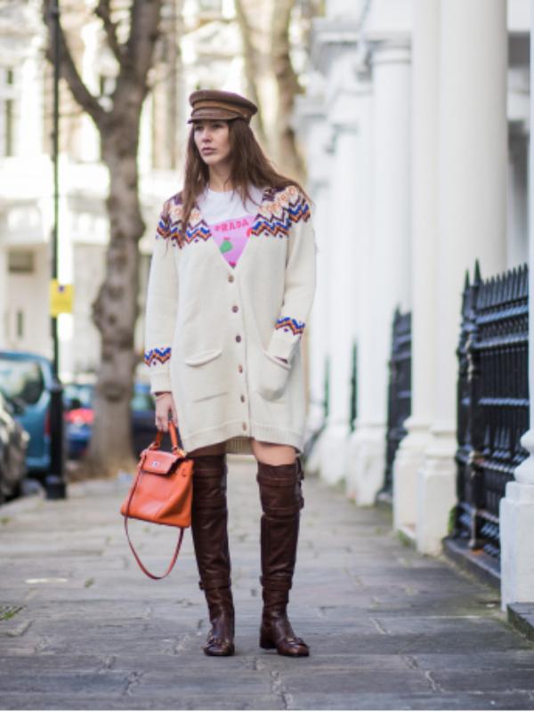 5 trendi ideja - kako nositi kardigan ove sezone