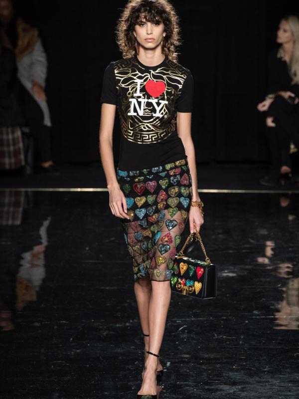 Napred u prošlost: revija Versace pre-fall 2019