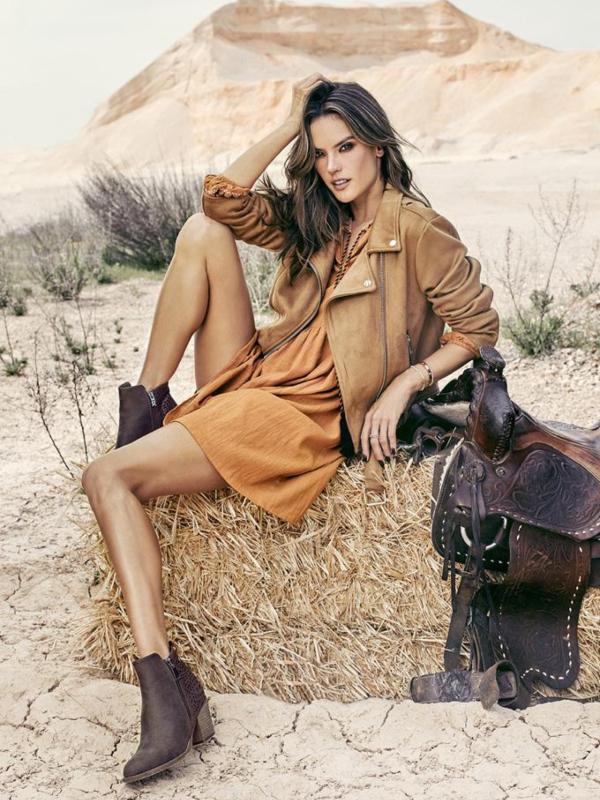 Kakvu obuću odabrati za jesenju i zimsku sezonu - zna Alesandra Ambrosio