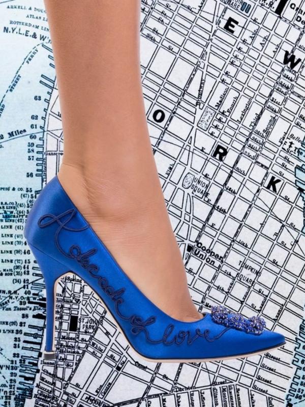 Cipele iz snova: limitirana kolekcija Manolo Blahnik