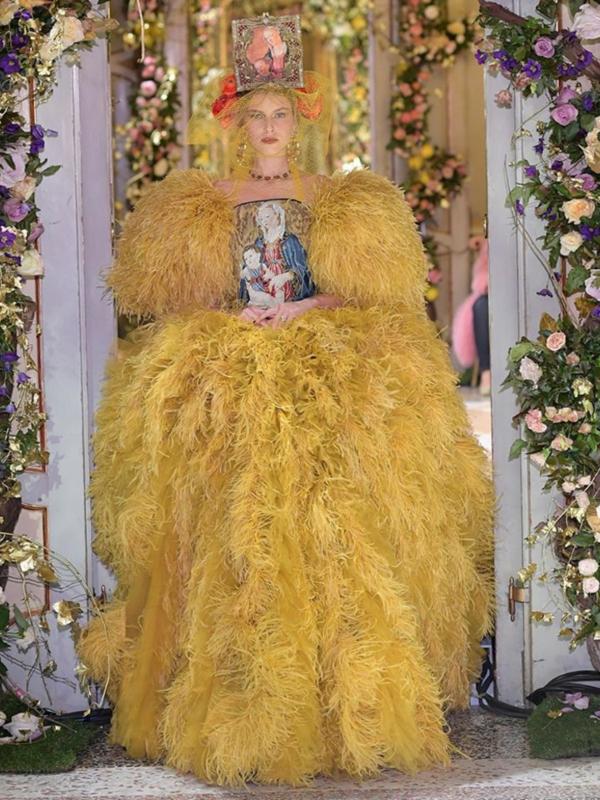 Dolce & Gabbana Alta Moda revija u Milanu