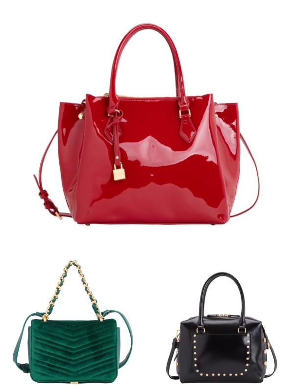 Crvena, zelena ili crna, nova Carpisa kolekcija torbica upotpuniće svaki outfit