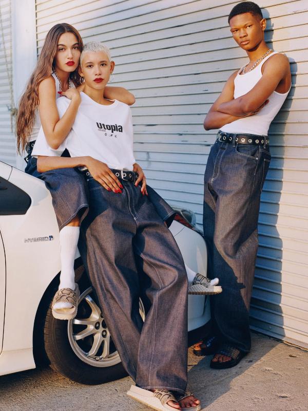 H&M i kultni brend Eytys napravili uniseks kolekciju obuće, odeće i modnih dodataka