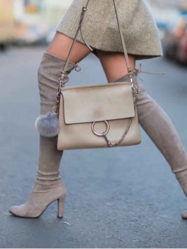 Čizme iznad kolena – kako nositi najpopularnije čizme zimske sezone
