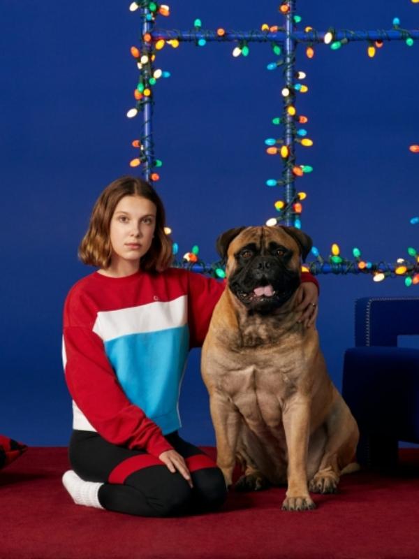 Šta su Mili Bobi Braun i Calvin Klein pripremili za dane praznika