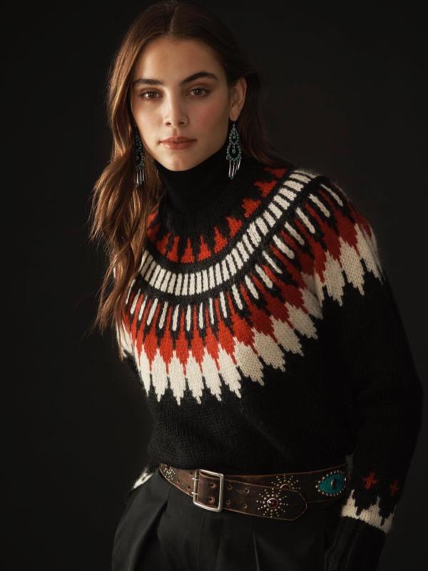 Spremne za zimu: 10 džempera u retro stilu