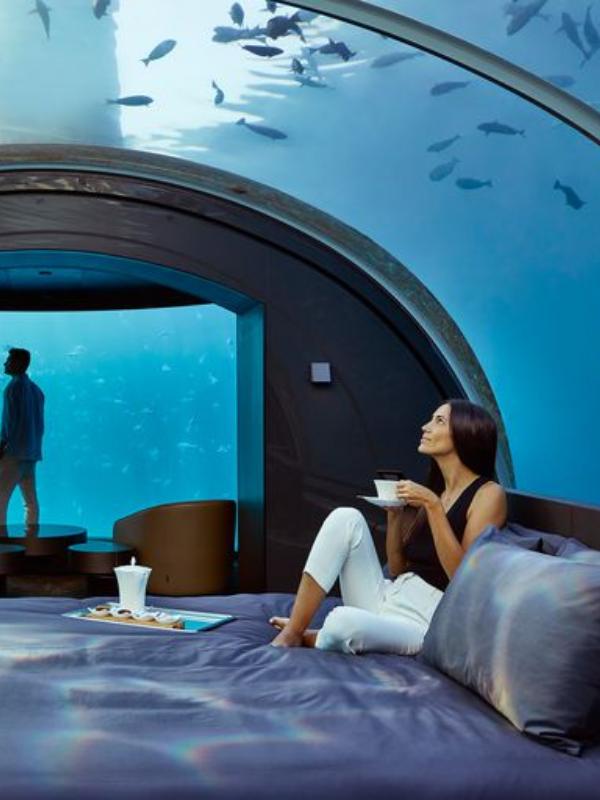 Zavirite u prvi podvodni hotel na svetu