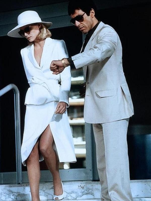 "Mišel Fajfer u filmu ""Scarface"" – vanvremenska ikona stila"