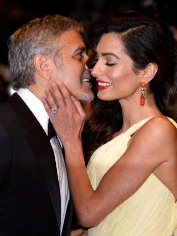 Ljubav kao sa filma: 15 fotografija kao dokaz da su Džordž i Amal Kluni ludi jedno za drugim