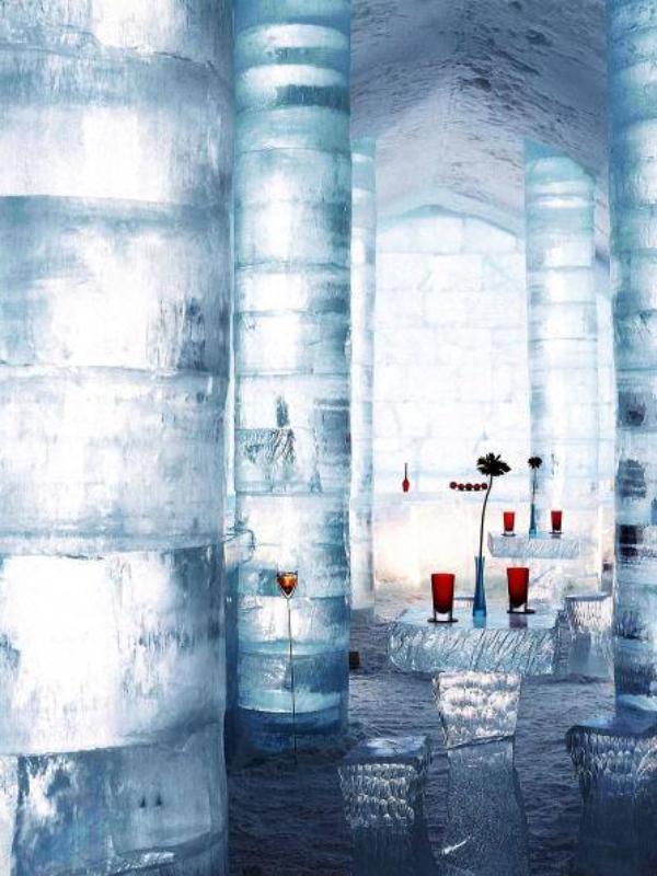 Švedski ICEHOTEL ponovo dočekuje goste