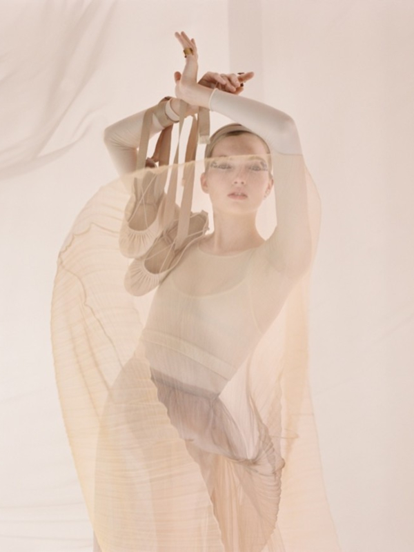 Veliki balet: reklamna kampanja Dior proleće/leto 2019