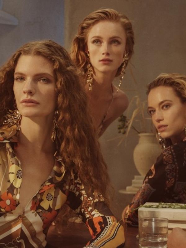 Mediteranska utopija: Chloe proleće/leto 2019 reklamna kampanja