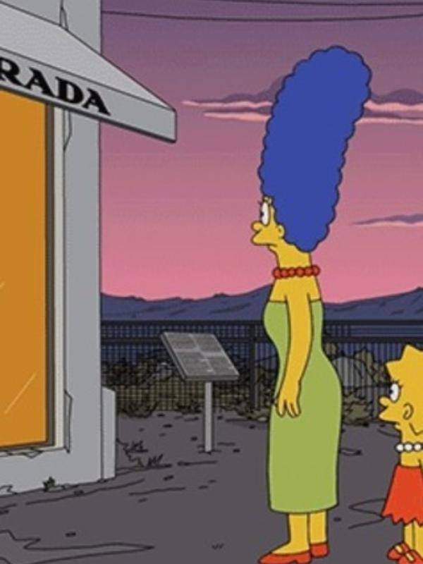 Kako je prodavnica Prada dobila ulogu u televizijskoj emisiji Simpsonovi