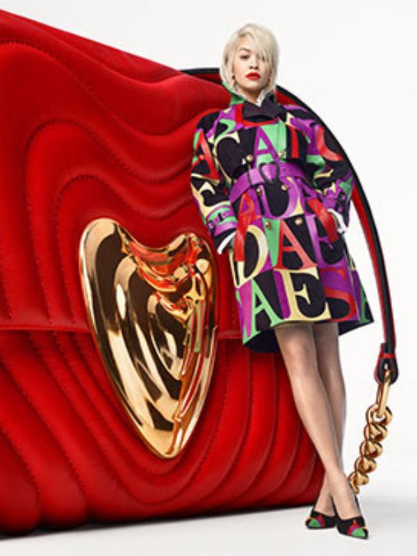 Rita Ora je postala novi ambasador Escade