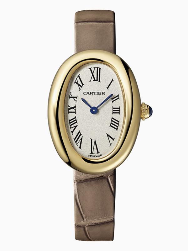 Cartier oživljava satove Baignoire Allongée
