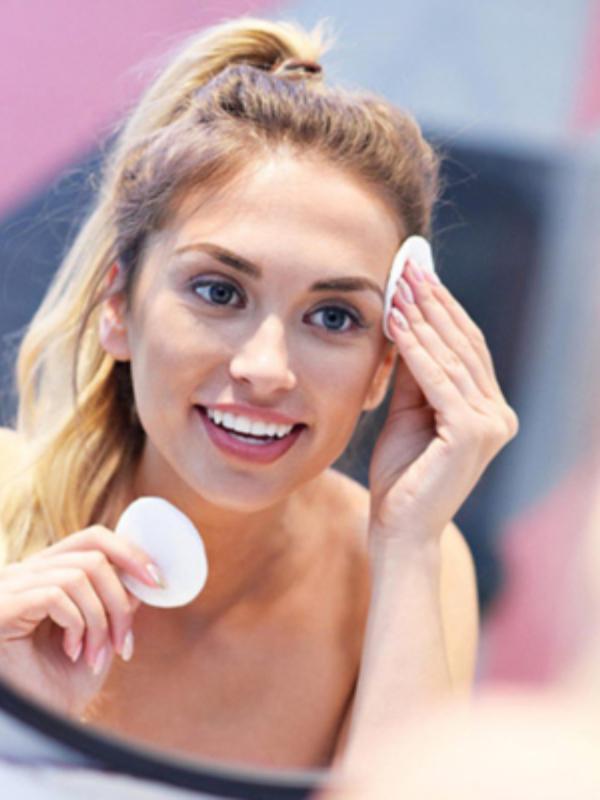 6 najčešćih grešaka prilikom čišćenja lica