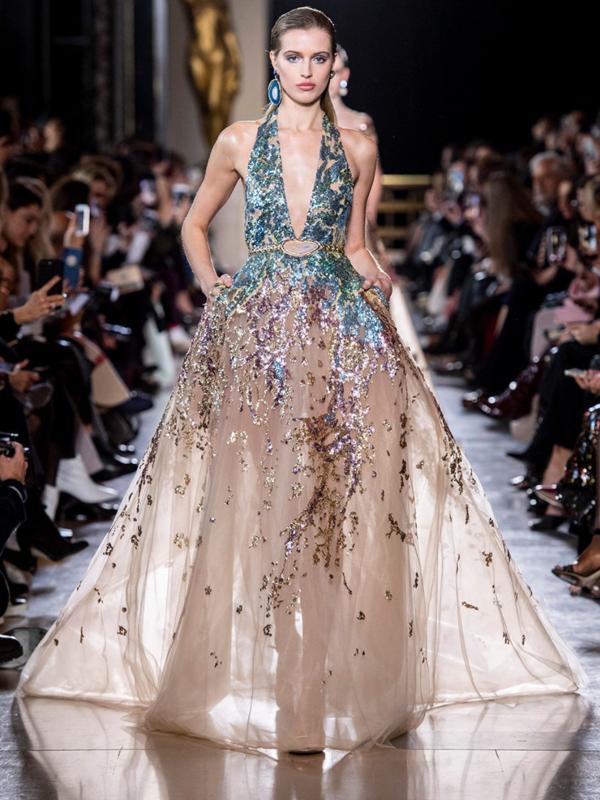 Život u raju: Elie Saab Haute Couture 2019