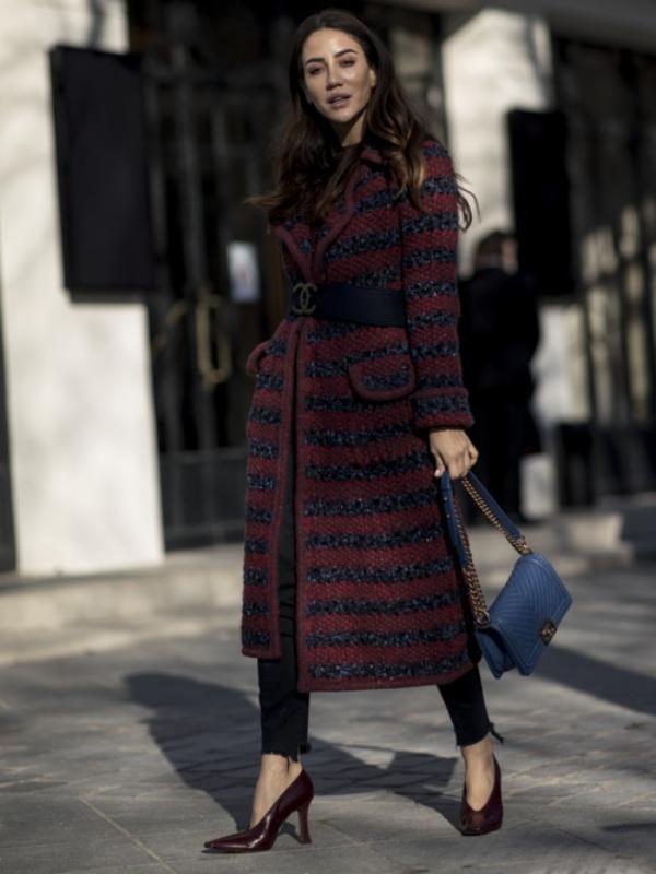 Street style: kako se oblače street style zvezde na Fashion Week-u