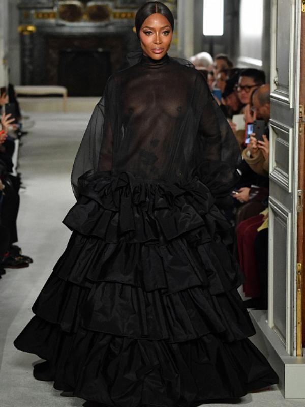 Cvetni park - Valentino Haute Couture 2019